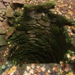 The well in the village Gurlo