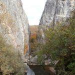 The gorges of Trun