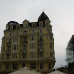 Baron Gendovich's profitable building