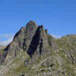 The peak Haramiya - 2468 m, the Bulgarian Matterhorn