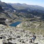 Scary lake and Prekorechki lakes