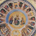"Frescoes in ""Saint Nicholas"", Bachkovo monastery"