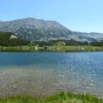 Todorka peak  and Muratovo lake