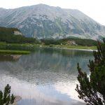Muratovo lake and Todorka peak