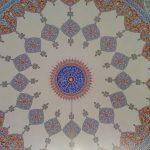 "The frescoes of the mousque ""Banya Bashi"""