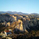Kordopulov's house and Pirin mountain