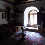 Monk's room in Rila monastery