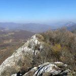 Dragovski stone peak