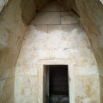 The chamber of Helvetsia tomb