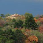 Autumn in Melnik