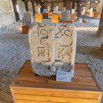 The epigraphic museum in Vidin