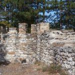 A roman fortress