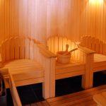 The aroma sauna in Kotvata