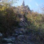 The hill Bunadjik, Plovdiv
