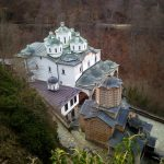 The ensemble of the churches in Osogovo monastery
