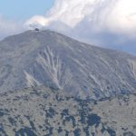 Musala - the highest peak of the mountain, 2925 m.
